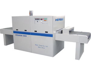 drying conveyor belt oven