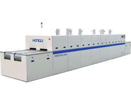 rapid thermal processing furnace oven