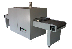 belt infrared drying oven